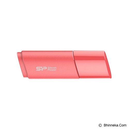SILICON POWER Ultima 4GB [U06] - Pink - Usb Flash Disk Basic 2.0